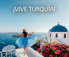 Turquía, Atenas, Mykonos y Santorini