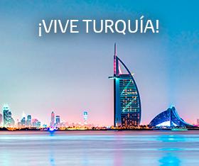 Turquía y Dubái - Abril 2021
